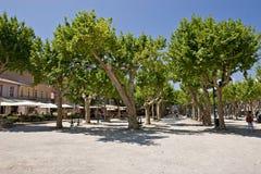 St-Tropez park Stock Photography