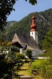 St. Ulrich am Pillersee Stock Image