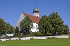 St. Ulrich in Seeg Royalty Free Stock Image