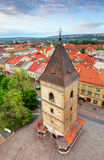 St. Urbans Tower in Kosice, Slovakia Royalty Free Stock Photo