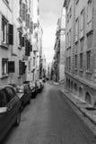 St Ursula Street Foto de archivo libre de regalías