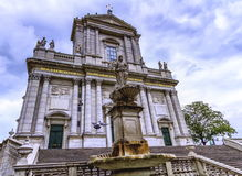 St. Ursus Cathedral, Solothurn, Switzerland Stock Photo