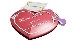 St., valentin daggåva Arkivfoton