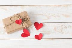 St, valentin daggåva Arkivfoto