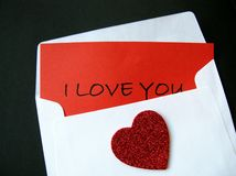 St Valentine Royalty Free Stock Photos