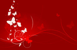 St. Valentine  background Royalty Free Stock Images