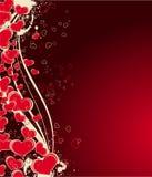 St. Valentine background. Stock Photo