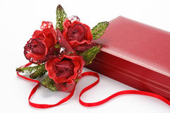 St.Valentine gift Royalty Free Stock Images