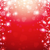 St.Valentine Holiday Background Royalty Free Stock Photography