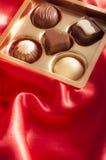 St Valentine luxury sweets Stock Photo