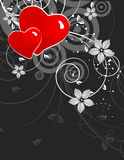 St. Valentine's Day. Royalty Free Stock Images