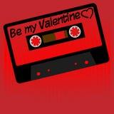 St. Valentine's Day Card Stock Photo