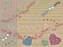 St.Valentine`s Day Stock Images