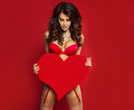 St. Valentine's Day. Royalty Free Stock Photos
