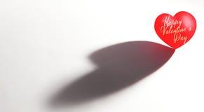 St Valentine ` s de achtergrond van het Dagthema Royalty-vrije Stock Fotografie