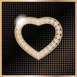 St.Valentine ` s dnia jelewery Zdjęcie Royalty Free