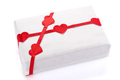 St. Valentine's gift Royalty Free Stock Images