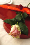 St.Valentine stemming Stock Afbeelding