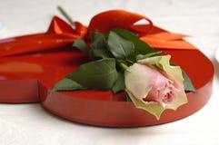 St.Valentine stemming Royalty-vrije Stock Foto's
