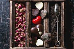 St Valentine Tea Stock Photography