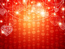 St.valentine and Wedding Holiday Background Royalty Free Stock Photography