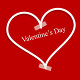 St. Valentines' day Royalty Free Stock Photography
