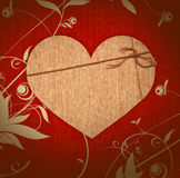 St. Valentines Day background. Royalty Free Stock Photos