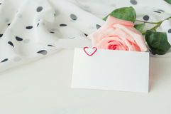 St Valentines day background Royalty Free Stock Photography