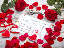 St.Valentines Day Stock Photos