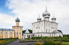 St. Varlaam Convent of the Transfiguration of Our Savior, Russia Royalty Free Stock Images