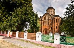 St. Vasil's Church. In Ovruch , Zhytomyr Oblast , Ukraine Royalty Free Stock Photography