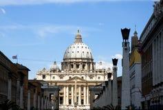 st vatican Италии peter rome s собора Стоковые Фото