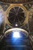 st vatican Италии peter s базилики Стоковые Фотографии RF