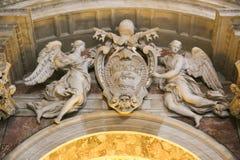 st vatican Италии peter s базилики Стоковые Изображения RF