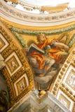 st vatican Италии peter s базилики Стоковое Изображение