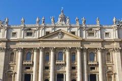st vatican peter s города квадратный rome Стоковое Фото