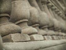 st vatican rome s места peter колонок города Стоковое Фото