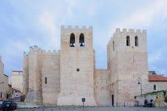 St Victor d'Abbaye Photo libre de droits