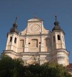st vilnius michael церков Стоковые Фото