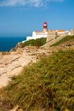 St. Vincent Cape, Portugal. Stock Images