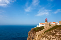 St. Vincent Cape, Portugal. Royalty Free Stock Image