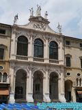 St Vincent church in Vicenza Royalty Free Stock Images