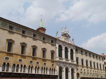 St Vincent church in Vicenza Royalty Free Stock Photo