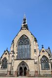 St Vincent de Paul church, Liverpool. Royalty Free Stock Images