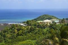 St Vincent en de Caraïbische Grenadines, stock foto's