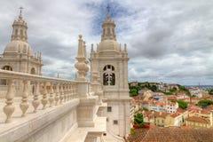 St. Vincent fuera de las paredes, Lisboa Fotos de archivo
