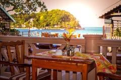 St Vincent & l'isola di granatine Fotografie Stock Libere da Diritti