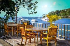 St. Vincent u. die Grenadinen-Insel Lizenzfreie Stockbilder