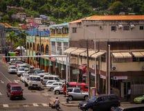 St. Vincent u. die Grenadinen-Insel Lizenzfreie Stockfotografie