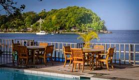St. Vincent u. die Grenadinen-Insel Lizenzfreie Stockfotos